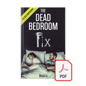 Click here to buy the Dead Bedroom Fix PDF - Sexless Marriage