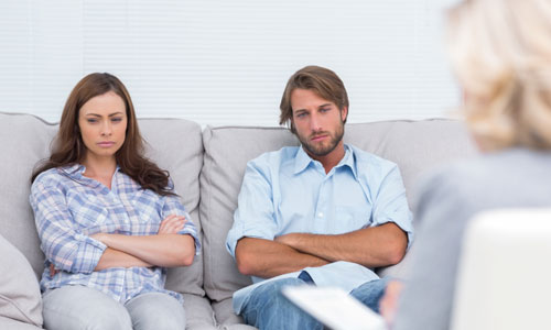 My One Marriage Counseling Experience