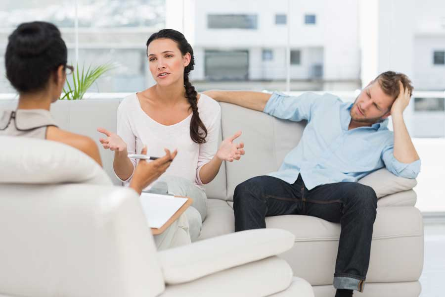 Why Marriage Counseling Won't Help! – by T.H. Stephen