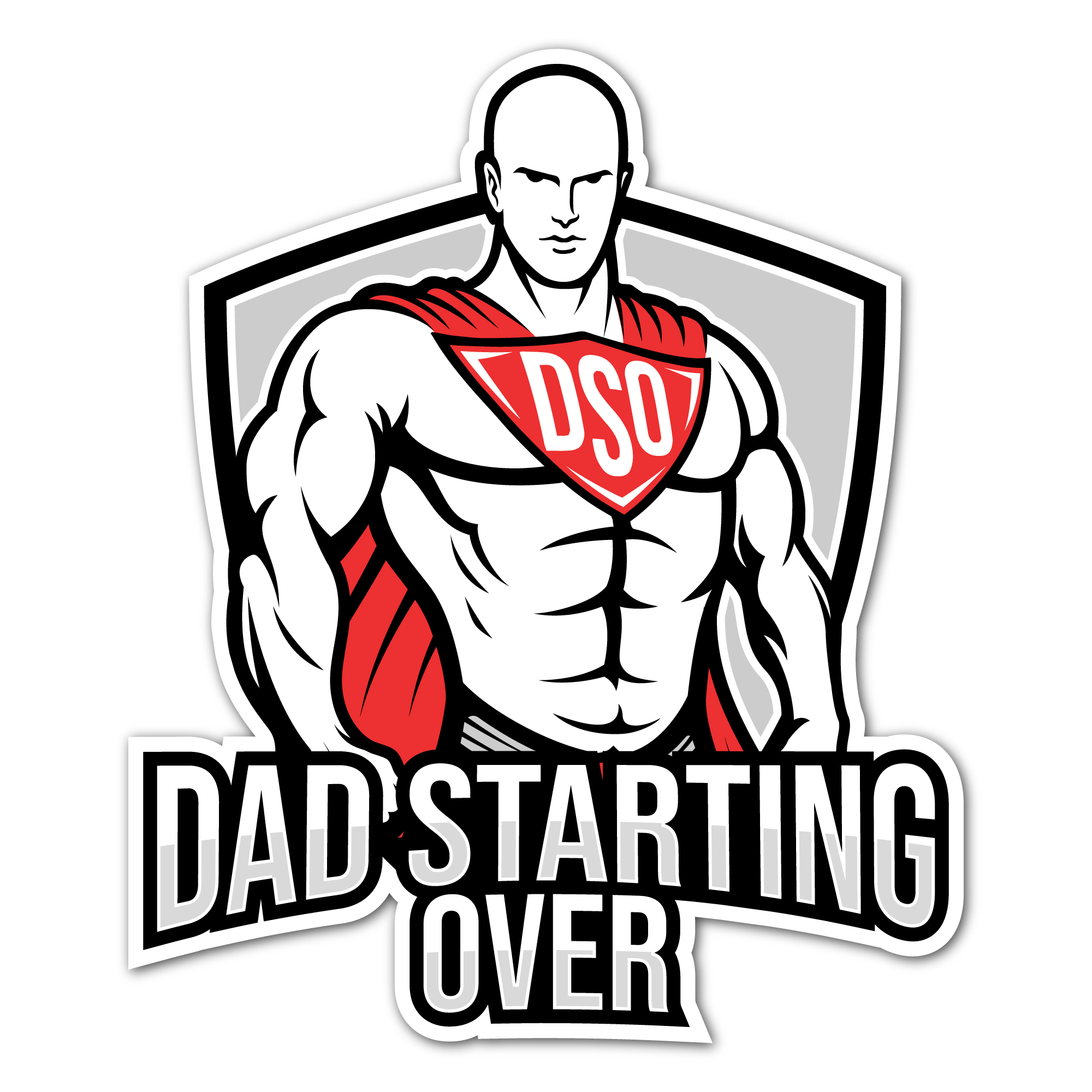 Dad Starting Over